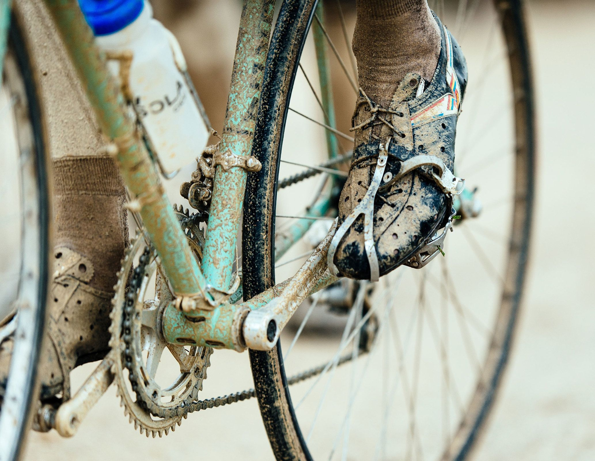 Unlike the vast majority of participants, when you're riding with inGamba you won't have to worry about the clean up. Our mechanics have you covered.