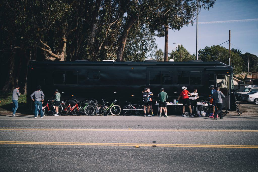 Day four of the 2019 Coast Ride. Photo by Stephen Lam | www.stephenlamphoto.com